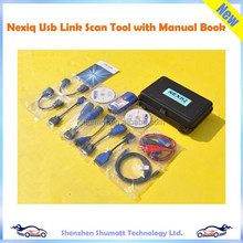 2015 Newest Version Nexiq Usb Link Truck Scan Tool with Manual Book Nexiq Full Set Best Price