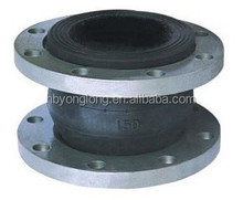 Rubber Expansion Joint with Carbon Steel Flange