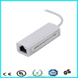 Network free driver Micro USB to fast Ethernet Adapter