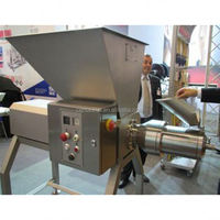 High efficient mechanically deboned meat with low energy consumption and long service life