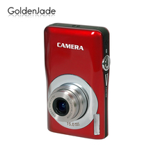 Classic 2.7Inch 15.0Mega Pixel 5X Option Zoom Digital Video Camera With Anti shake-Rechargeable Battery