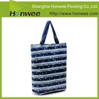 wholesale cloth heavy duty custom printed vinyl shopping bags