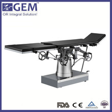 Beautiful Top brand high grade design MT100B China manual radiolucent operating table