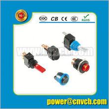 12 V/24V carling Rocket switch blue LED light carling , used for various lights