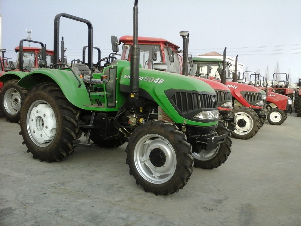 Farm Tractors Product : Wd hp farm tractor with yto engine model dq buy