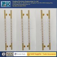 x-748 chinese crystal craft glass door handles
