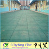 Weight room good quality gym noise reduction rubber flooring