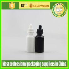 100 ml clear/amber/blue glass argan oil bottle child safe and tamper evident cap
