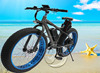 china manufacturer 26 4 inch tire adult electric bicycle beach cruiser bike