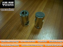 Chromed/electroplating machining brass parts
