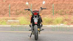 Motorcycle new model street legal motorcycle 200cc