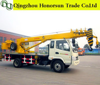 China best brandHONORSUN 10 Tons Truck Crane/ Hydraulic Crane/ Mobile Crane for sale