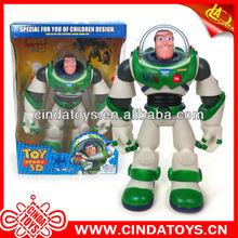 12 pulgadas de vinilo toy story figura de acción, buzz lightyear juguetes