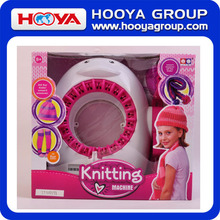 2015 New Toy for Kids DIY Lovely My Own Knitting Machine New Design Wool Toys Smart Weaver for kids