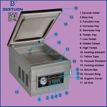 DZ-260PD vacuum packing machine TABLE TYPE