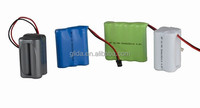 Ni-MH AA 700mAh Rechargeable Battery pack Manufacturer with CE,ROHS,UL certificates