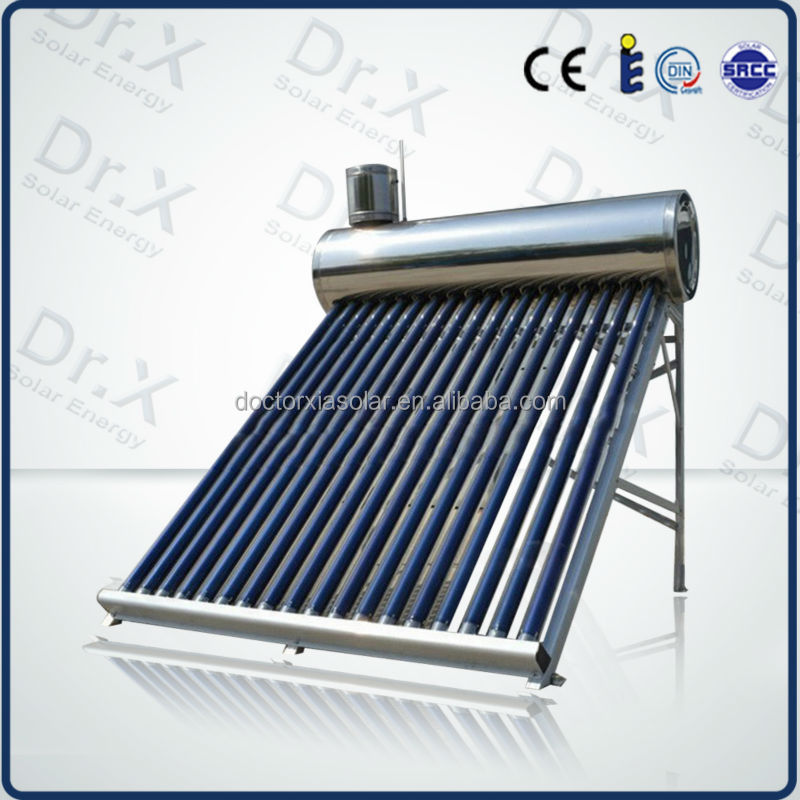 Compact Non Pressurized Swimming Pool Solar Water Heater Prices Solar Water Heater For Sale