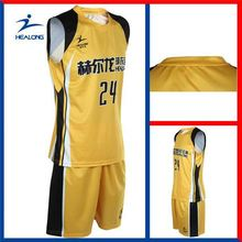 Healong No Name Compression Custom Reversible Basketball Jerseys