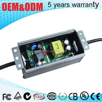 ip 67 waterproof 60w 80w constant current led driver 24v neon power supply with 3/5years warranty CE SAA best price