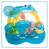 Baby inflatable swimming pool, pvc inflatable pool for baby play fun