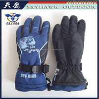 2015 outdoor ski and snowboard warm gear heated and cool ski glove