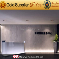 Waterproof artistic 3d wall panel, 3d wall panels for interior decoration, 3d art components/accessories