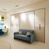 Multi-purpose space saving sofa murphy bed