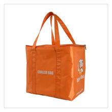 Promotional beer cooler bag with 600d cooler bag