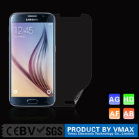 Best Price For Cell Phone Samsung s6 screen protector / galaxy s6 clear screen protector (OEM/ODM)