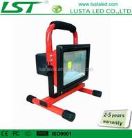Battery LED Flood Lights 5W 10W 20W Outdoor IP65 LED Flood Light 12V 24V Epistar LED Work Light LED Rechargeable