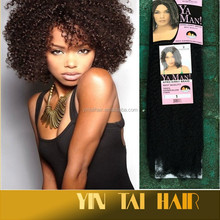 MARLEY braid Synthetic hair extension High Quality twist braiding Hair extensions wholesale price