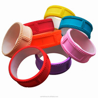 popular fantastic beautiful plastic bracelet blanks in winter, grid type