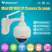 Trade Assurance Supplier Waterproof alibaba best sellers wireless ptz mini dome ip camera