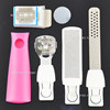 Beauties Factory 5-in-1 Skin Rasps Callus Shaver Pedicure Tool