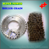 motorcycle chain,Motorcyles,420,4 sides punch