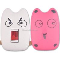 Cartoon Design all Mobile Phone Power Bank Portable Powerbank Battery Cartoon Design Charge
