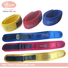 natural effective safe anti mosquito repellent neoprene bracelets