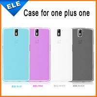 MOSKII One Plus One Case,pudding Clear Gel Soft TPU Ultra Thin Crystal Silicon Back Cover Case For Oneplus One Plus One Mobile