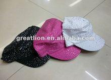 Hot drilling snapback hats 2012,very hot sell