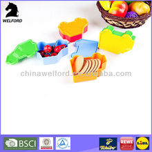 2014 hot selling high quanlity fit and fresh kid food container