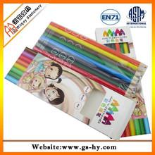 Factory export pencil paint color