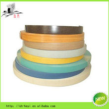 Plastic Pvc High Gloss Countertop Edge Banding Tape For Furniture Kitchen Cabinet
