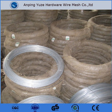 Hot dip or Elector galvanized wire