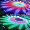 2*3M led video curtain cloth