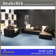 cross sofa,heated sofa,fancy sofa,XC-AL126