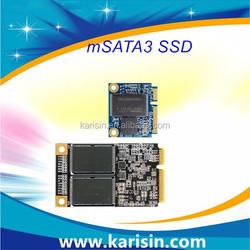 Top speed,high quanlity Karisin 60GB mSATA SSD for Tablet PC/mini PC