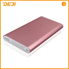 consumer electronics products utra thin portable power bank 5000mah for mobile phones