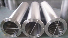 high quality Johnson wedge wire water well screen filter(manufacture)