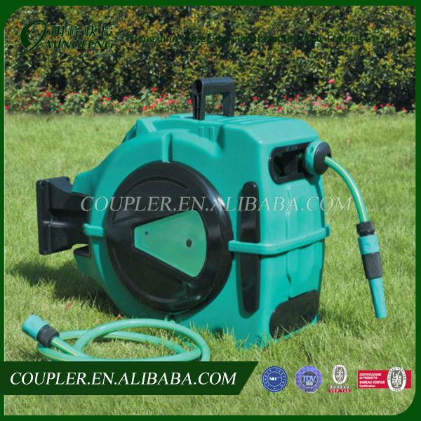 Automatic Water Hose Reel,Auto Retractable Air Hose Reel,Garden Hose