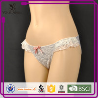 China Supplier Fitness Beautiful Flower Unique Underwear For Women